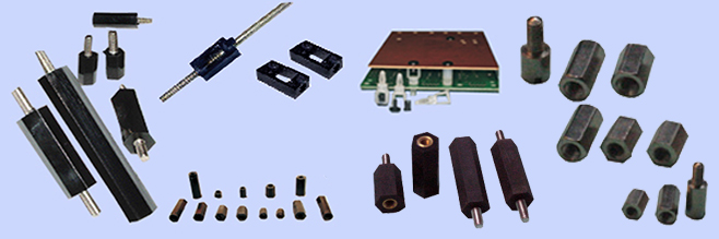 PCB Spacers and PCB Mounting Hardware