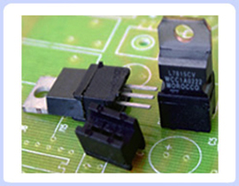 3 Pin Regulator IC Base